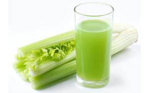 Celery makes a fantastic, healthy juice!